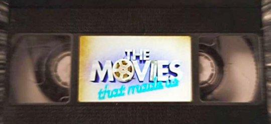 Netflix 原創紀錄片影集《電影的故事:我們的童年》。