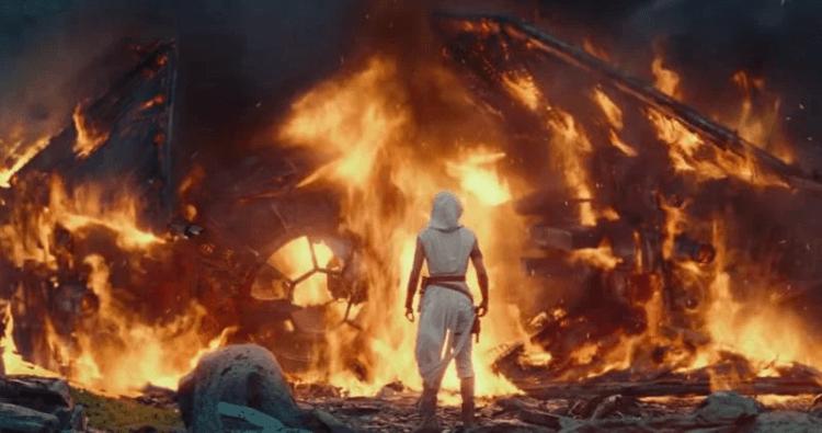 J.J. 亞伯拉罕執導的《星際大戰》系列最終章《STAR WARS:天行者的崛起》上映後引來兩極評價。
