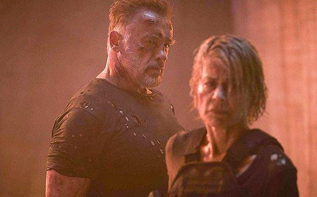 《魔鬼終結者:黑暗宿命》的首週票房並不理想。