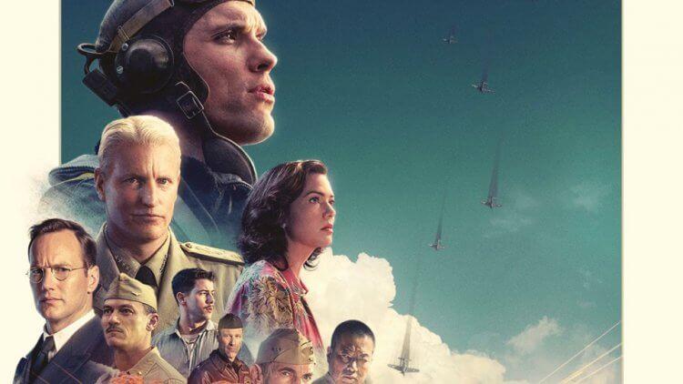 【影評】《決戰中途島》:原來是太平洋戰爭啊,我還以為是搞錯時代的《ID4 星際終結者》呢首圖