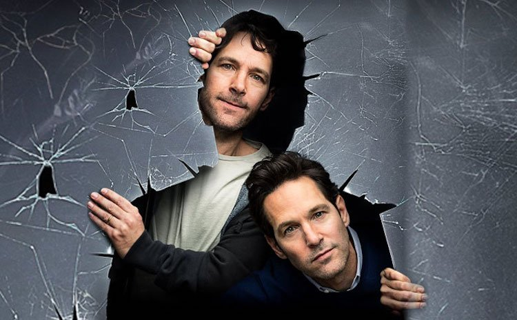 Netflix 影集《麥斯2.0》(Living with Yourself) 由「蟻人」保羅路德 (Paul Rudd) 主演。