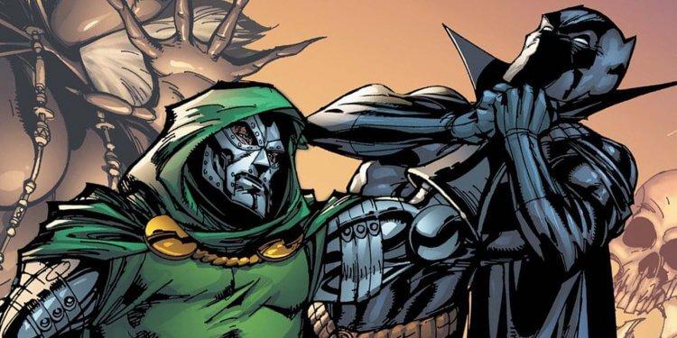 漫威超級英雄漫畫《黑豹》中的超級反派:身著綠斗篷的末日博士。