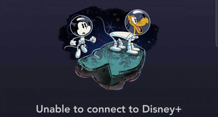 Disney+ 上線第一天,已經有超過 1 千萬用戶註冊,造成網路大塞車。