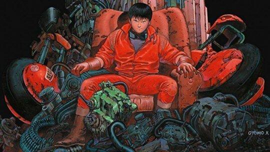 《阿基拉》(Akira) 劇照。