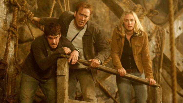 製片傑瑞布洛克海默已經證實尼可拉斯凱吉主演的《國家寶藏》系列第三集計劃仍在進行中。