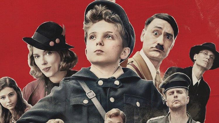【影評】《兔嘲男孩》:我的納粹哪有這麼可愛!首圖