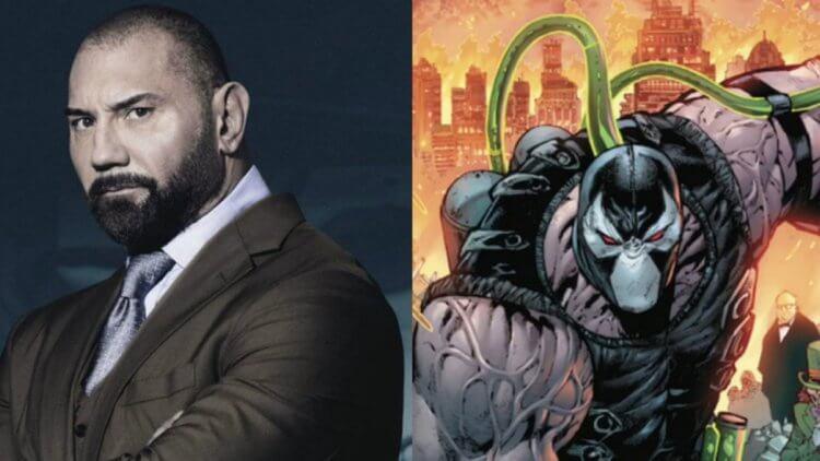 巴蒂斯塔於推特透露將參與某部華納兄弟電影,粉絲推測他將在新版《蝙蝠俠》飾演班恩首圖