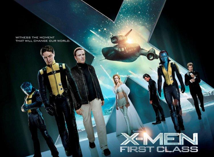 詹姆斯麥艾維、麥可法斯賓達等人主演的《X 戰警:第一戰》獲得好評。