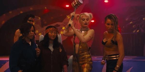 閻羽茜執導、瑪格羅比主演的《猛禽小隊:小丑女大解放》將有許多動作場面。