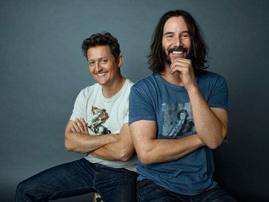 《阿比阿弟3》(Bill & Ted Face the Music) 即將開拍。