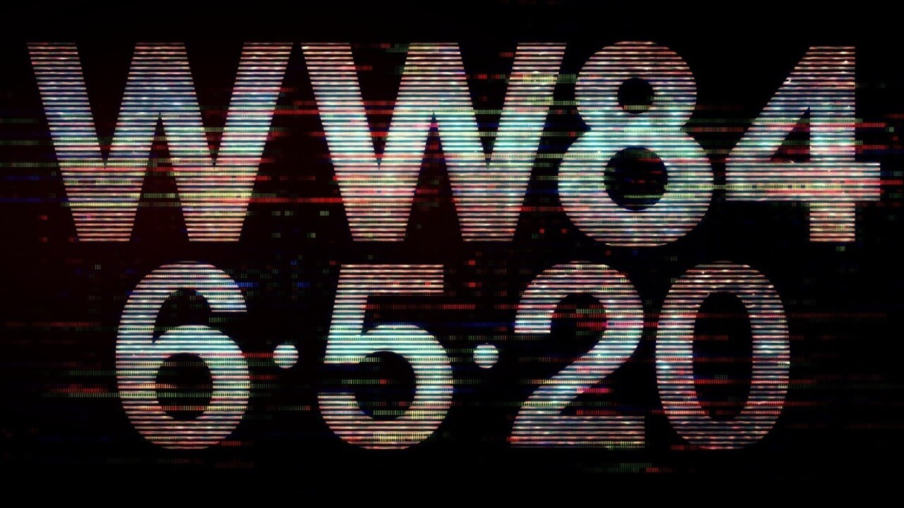 《神力女超人 1984》將於 2020 年 6 月 5 日上映的前導預告畫面。