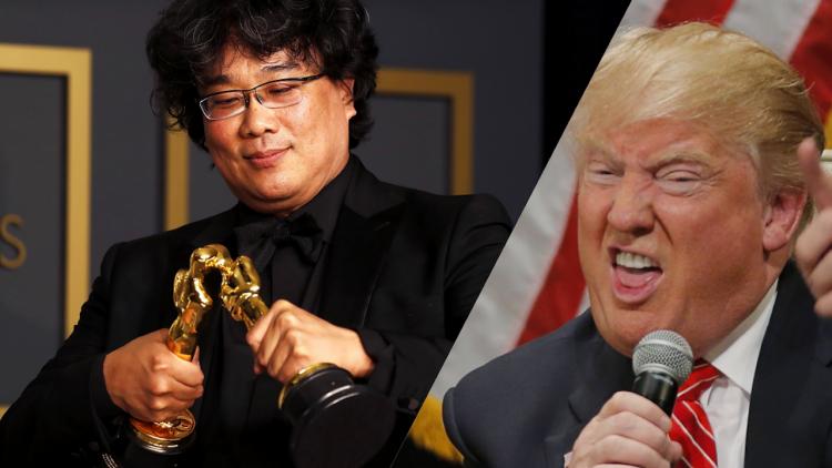 《寄生上流》獲得奧斯卡最佳電影?米國大統領超暴怒:川普與奧斯卡的歷年過節首圖