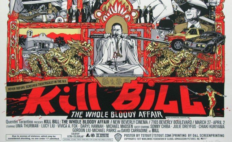 《追殺比爾:整齣滿江紅》(Kill Bill: The Whole Bloody Affair) 是 2011 年僅在美國公映過的夢幻版本,我們有機會看見超完整版追殺比爾電影重新登場嗎?