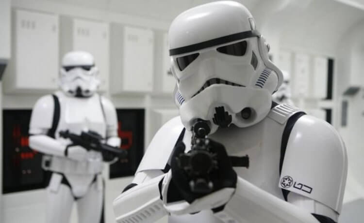 《星際大戰》(Star Wars) 風暴兵