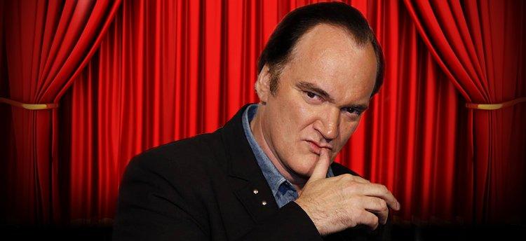 昆汀塔倫提諾 (Quentin Tarantino) 。