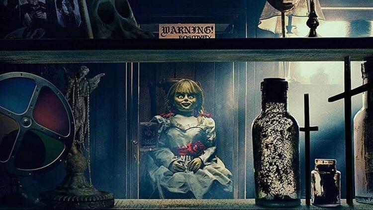 「安娜貝爾」(Annabelle) 。