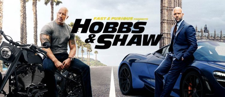 《玩命關頭:特別行動》(Fast and Furious: Hobbs and Shaw) 劇照。