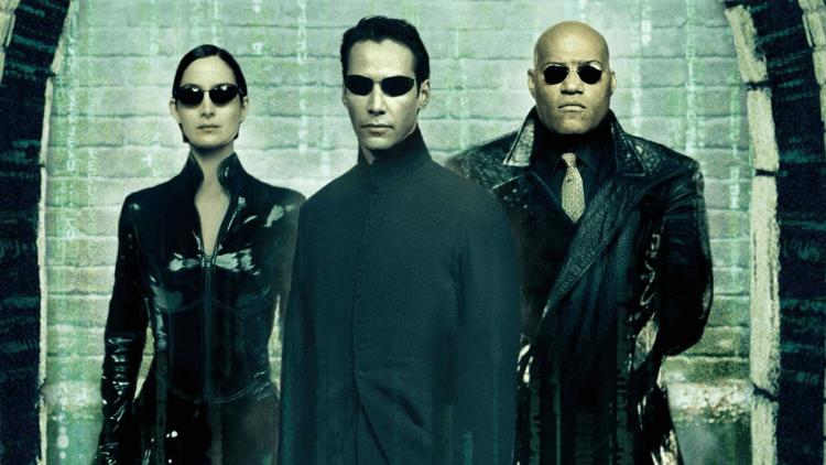 《駭客任務》(The Matrix)