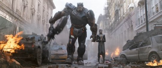 《復仇者聯盟3:無限之戰》(Avengers: Infinity War) 的闇黑號令 (Black Order) 成員