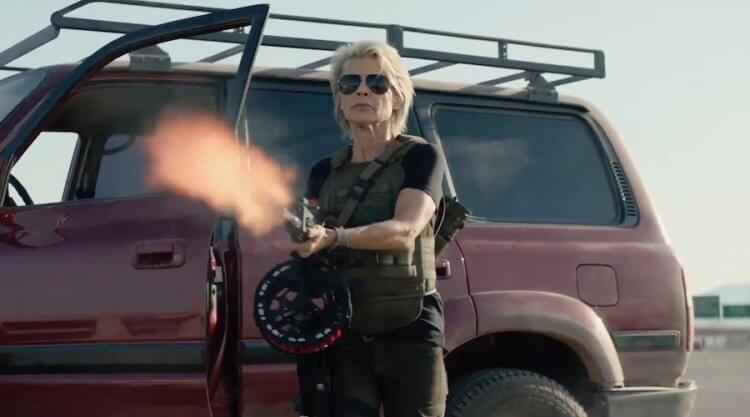 女星琳達漢密爾頓繼《審判日》之後睽違 28 年再度演出莎拉康納這位《魔鬼終結者》系列經典角色。