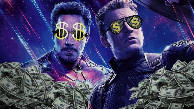《復仇者聯盟4:終局之戰》薪水條發下來了,小勞勃道尼到底賺了多少錢?
