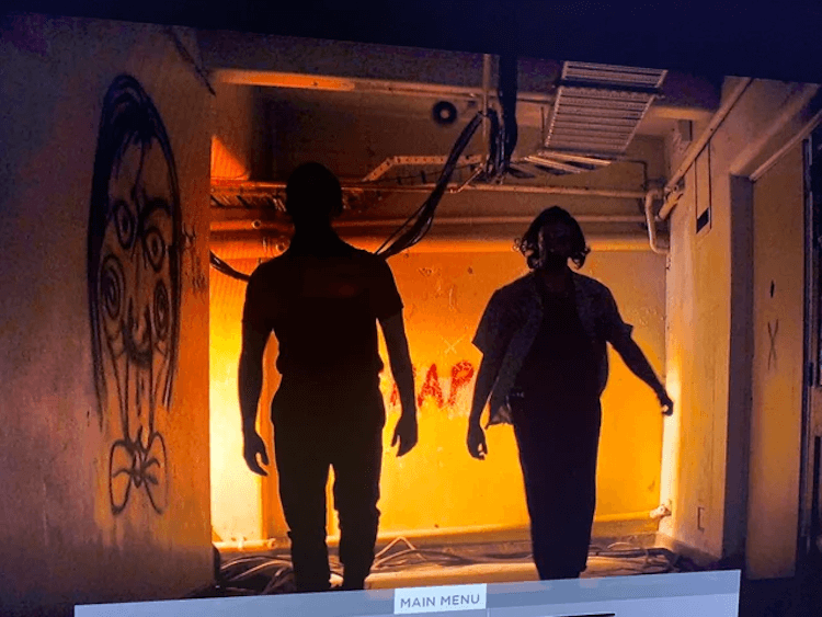 《人類升級》(Upgrade) 的彩蛋呼應了導演曾經參與《奪魂鋸》(SAW) 。