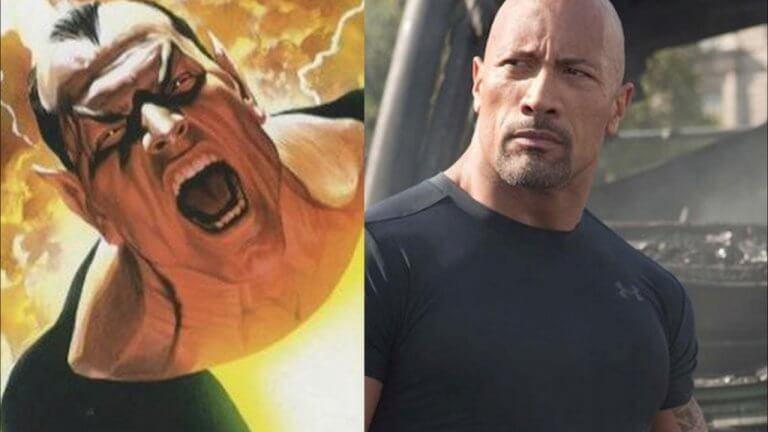 從摔角選手到票房天王,巨石強森苦等《黑亞當》 12 年之路(上):從漫威電影宇宙還沒誕生前就在等待的男人