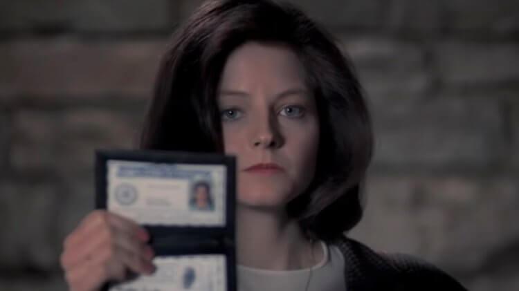 《沈默的羔羊》茱蒂佛斯特飾演克麗絲史達琳。