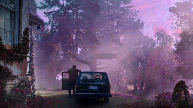 克蘇魯神話宗師,邪典老骨灰導演,還有美好的凱吉瘋,新片《星之彩》就這麼誕生了!