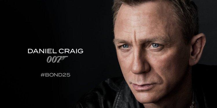 丹尼爾克雷格 (Daniel Craig) 回歸飾演龐德。