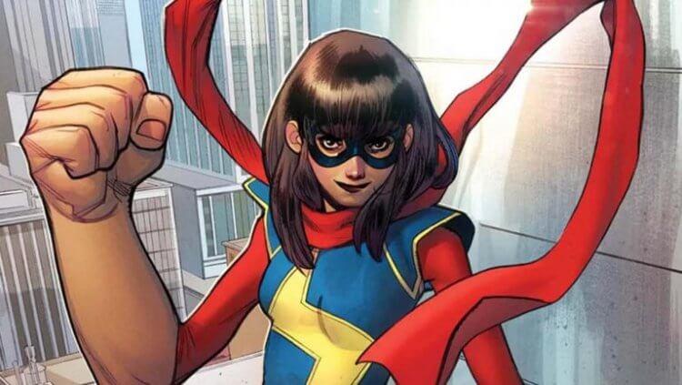 【Disney+】她是個快樂宅宅少女!Disney+新影集《驚奇女士》(Ms. Marvel)大顯穆斯林宅宅魅力首圖