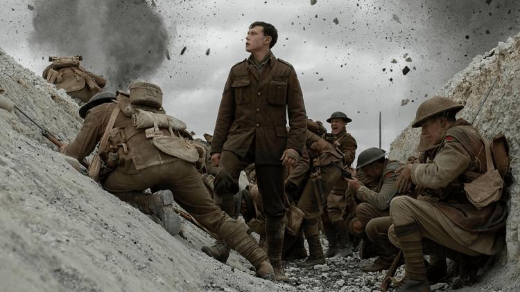 山姆曼德斯執導的最新作品《1917》將是明年奧斯卡獎項的強力競爭者。