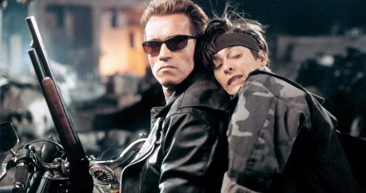 《終結者2:審判日》(The Terminator 2: Judgment Day)