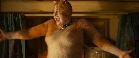《貓》(Cats) 中瑞貝爾威爾森非常搶眼