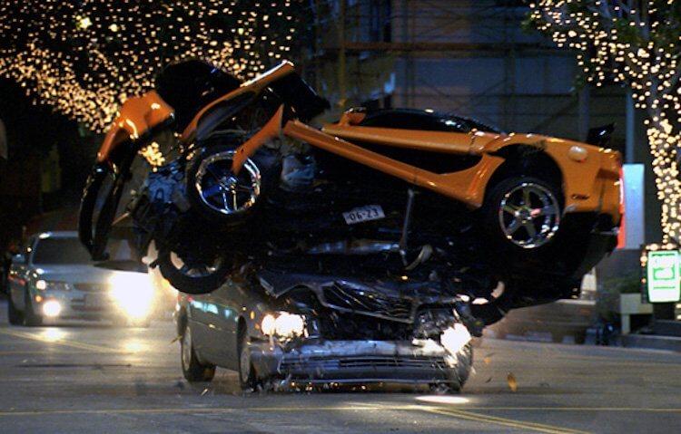 《玩命關頭3:東京甩尾》(The Fast and the Furious: Tokyo Drift) 劇照。