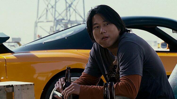 《玩命關頭 3:東京甩尾》裡的韓哥