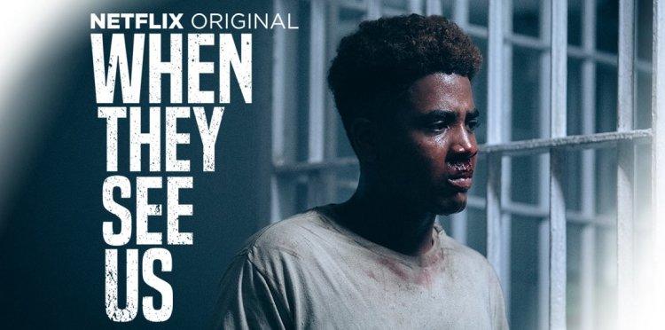 《別人眼中的我們》以真實冤案改編,真實呈現警方是如何逼供,不僅揭露司法體系的腐敗,也闡述了種族歧視與偏見等問題。