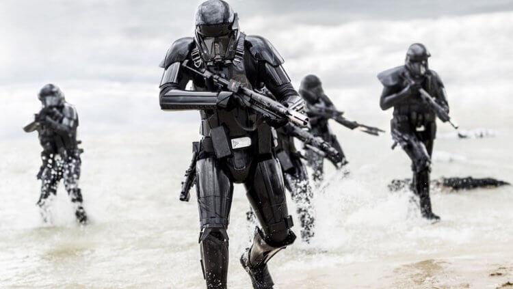 《星際大戰外傳:俠盜一號》(Rogue One: A Star Wars Story) 劇照