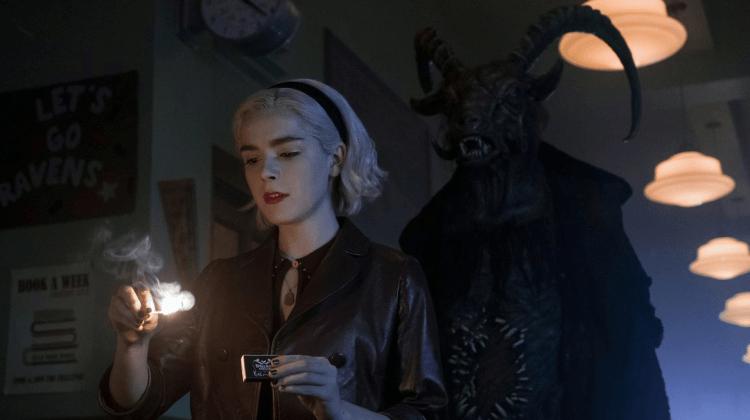 琪蘭席普卡主演的 Netflix 青春魔幻女巫影集《莎賓娜的顫慄冒險》第三季將出現許多怪物。