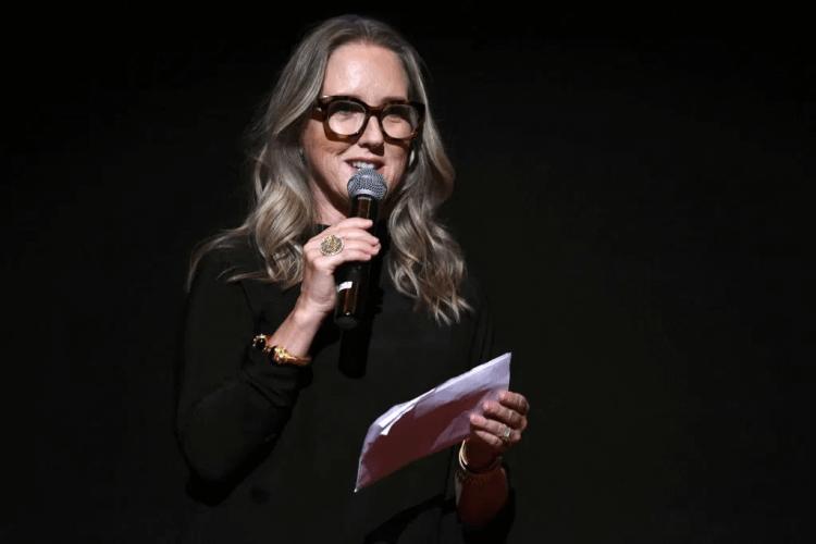亞馬遜影視業務的負責人 Jennifer Salke。