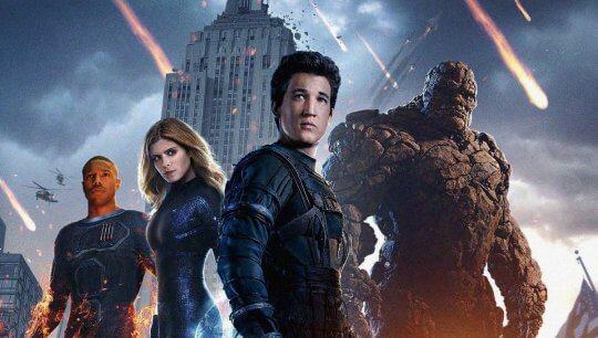 2015 年版《驚奇 4 超人》