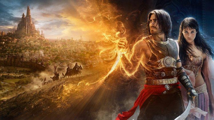 改編自經典電玩遊戲的電影《波斯王子:時之刃》,由傑瑞布洛克海默監製、傑克葛倫霍主演。