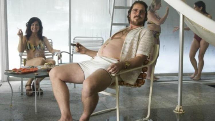 《瞞天大佈局》(American Hustle) 電影劇照。
