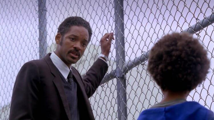 2006 年由史密斯父子合演的《當幸福來敲門》,威爾史密斯獲得奧斯卡最佳男主角的提名。