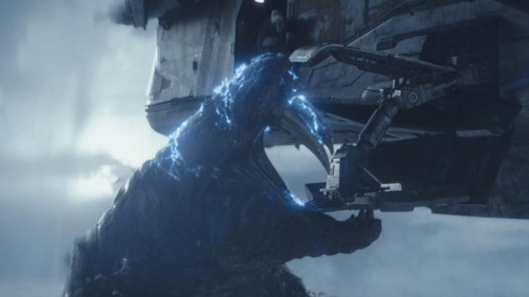 《曼達洛人》中吃掉布萊恩波塞恩的雪怪拉維納克,是全新的怪物。