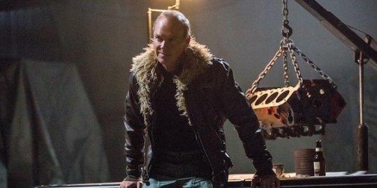 米高基頓飾演的禿鷹
