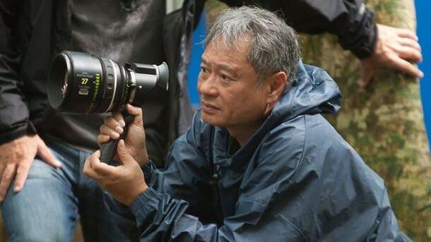 《雙子殺手》導演李安。