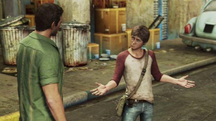 《秘境探險》湯姆霍蘭德飾演年輕的德瑞克,電影將告訴觀眾德瑞克如何成為藏寶獵人的過程。