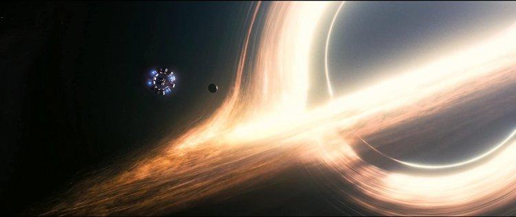 諾蘭導演電影《星際效應》。