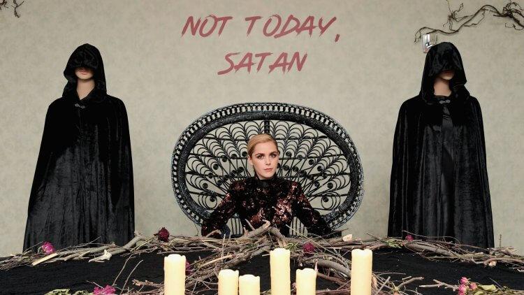 Netflix 青春魔幻女巫影集《莎賓娜的顫慄冒險》全新第三季 1/24 起上架供線上看劇。